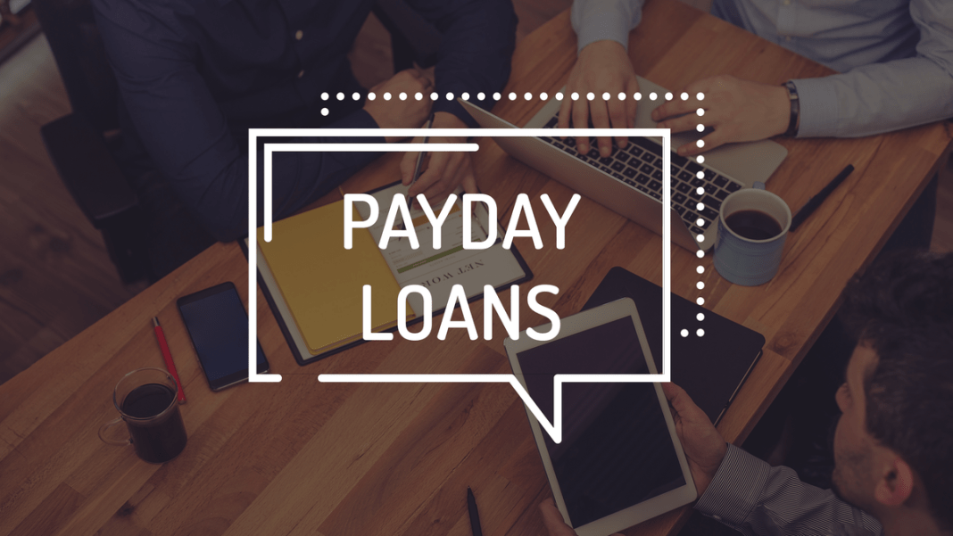 The Upside To Payday Loans